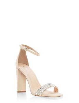 rhinestone-ankle-strap-high-heel-sandals by rainbow