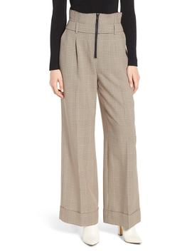 high-waist-wide-leg-trousers by trouvÉ