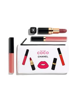 rouge-coco-pinkset by chanel