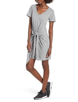 tie-waist-t-shirt-dress by socialite