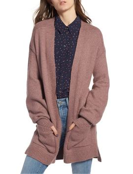 easy-throw-on-cardigan by treasure-&-bond