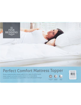 double-comfort-mattress-topper by the-fine-bedding-company