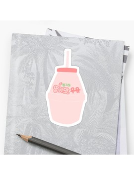 strawberry-milk by coffeesoo