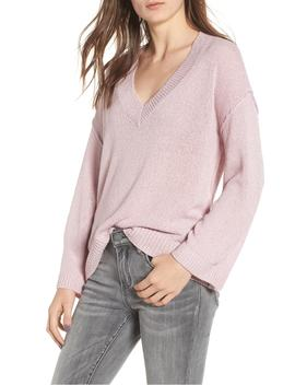exposed-seam-sweater by bp