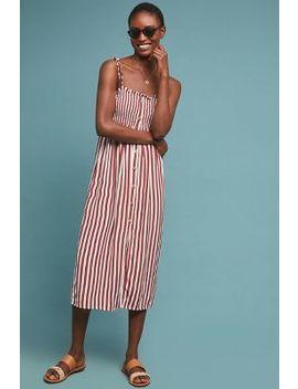 faithfull-valencia-striped-dress by faithfull