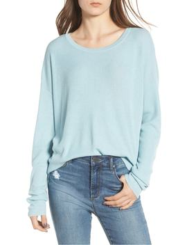 drop-shoulder-ribbed-sweater by bp
