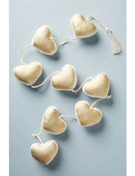 heart-garland by anthropologie