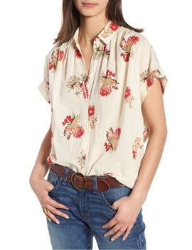 central-cactus-floral-shirt by madewell