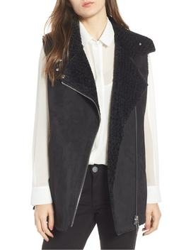 faux-suede-vest by love-token