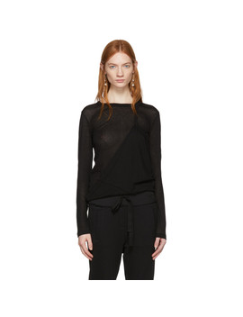 black-long-sleeve-shiloh-t-shirt by ann-demeulemeester