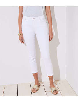 curvy-skinny-crop-jeans-in-white by loft
