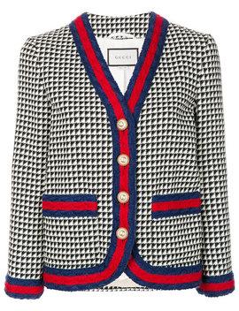 gg-web-tweed-jacket by gucci