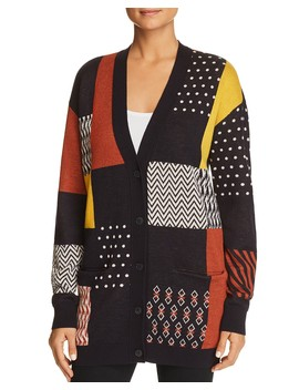 clayton-patchwork-print-merino-wool-cardigand by tory-burch