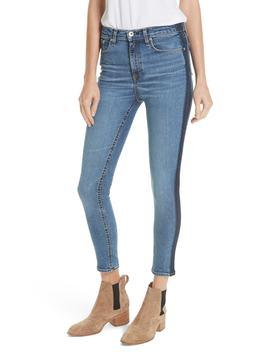 side-stripe-skinny-jeans by rag-&-bone_jean