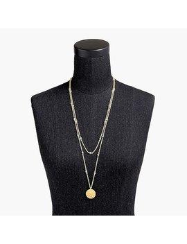 alison-lou-x-jcrew-layered-pendant-necklace by jcrew