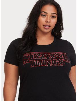 stranger-things-black-crew-slim-fit-tee by torrid