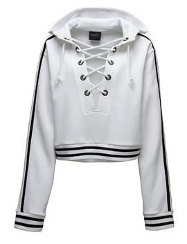 fenty-rising-sun-lacing-sweatshirt by puma