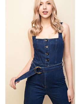 **denim-jumpsuit-by-honey-punch by topshop