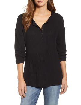 thermal-henley-top by caslon®