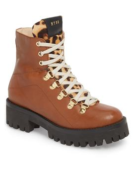 boom-hiker-boot-with-genuine-calf-hair by steve-madden
