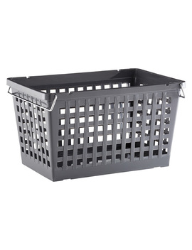 Like It Grey Stack &Amp; Nest Storage Basket by Container Store