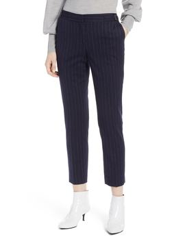 slim-stretch-crepe-pants by halogen®
