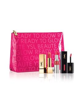 pink-lip-set by yves-saint-laurent
