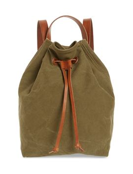 somerset-canvas-backpack by madewell
