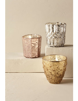 Mod Mercury Votives by Bhldn