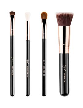 classic-copper-essential-brush-set by sigma-beauty