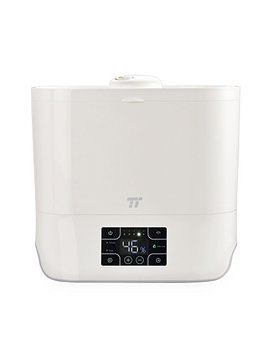 taotronics-top-fill-humidifier,-easy-to-clean,-germ-free,-ultrasonic-cool-mist-humidifiers-for-large-room,-with-ceramic-filter,-humidity-control,-timer,-180°-nozzle---(4l_106gal,100-240v) by taotronics