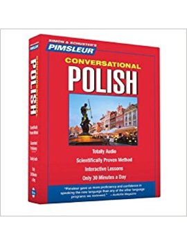 pimsleur-polish-conversational-course---level-1-lessons-1-16-cd:-learn-to-speak-and-understand-polish-with-pimsleur-language-programs by amazon