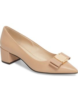 tali-modern-waterproof-bow-pump by cole-haan
