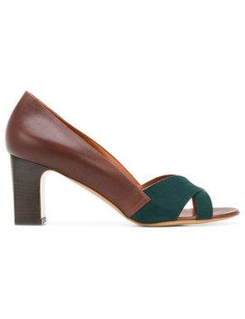 cross-strap-sandals by michel-vivien