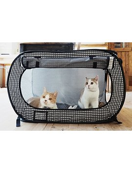 necoichi-portable-stress-free-cat-cage by necoichi