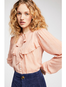 blissful-beginnings-blouse by free-people