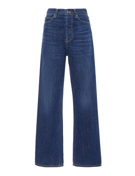 Juliette High Rise Straight Leg Jeans by Eve Denim
