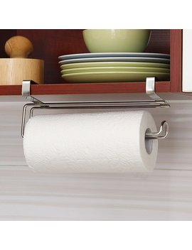 pano-stainless-steel-kitchen-paper-hanger-sink-roll-towel-holder-hanger-organizer-rack by pano