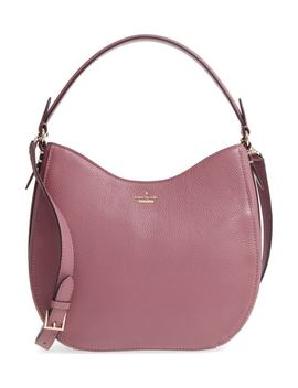 oakwood-street-–-lora-pebbled-leather-hobo by kate-spade-new-york