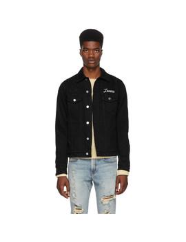 black-lovers-trucker-jacket by amiri