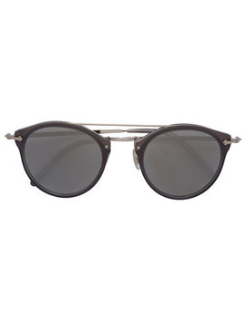 round-frame-sunglasses by oliver-peoples