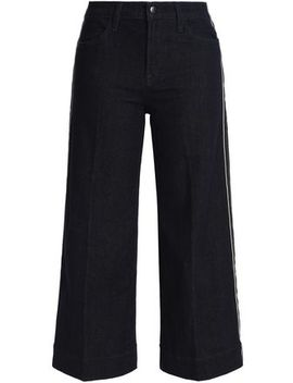 cropped-high-rise-wide-leg-jeans by j-brand