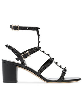 black-rockstud-60-leather-sandals by valentino