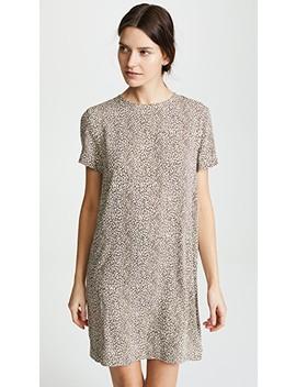 leopard-t-shirt-dress by jenni-kayne
