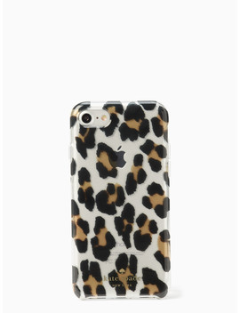 Leopard Iphone 7 & 8 Case by Kate Spade