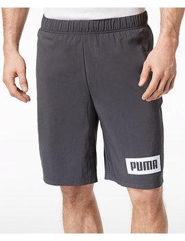 mens-rebel-woven-shorts by puma