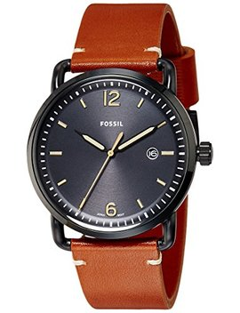 fossil-mens-the-commuter-leather---fs5276 by fossil