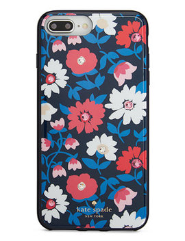 jeweled-daisy-iphone-8_8-plus_x-case by kate-spade-new-york