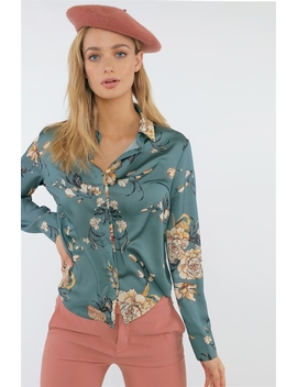 blooming-blouse by chiquelle