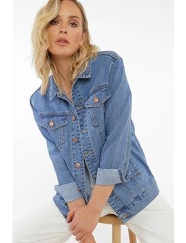 good-days-denim-jacket by chiquelle